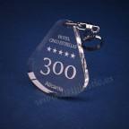 Llaveros Personalizados Gota Grande 8mm