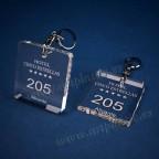 Llaveros Personalizados Cuadrados 8mm