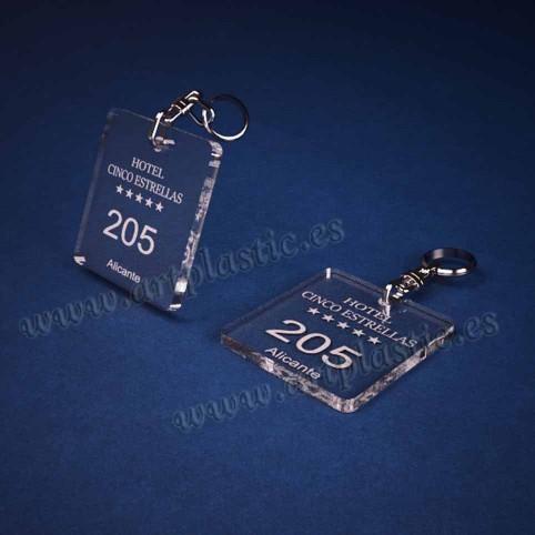 Llaveros Personalizados Redondos 5mm