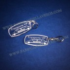 Llaveros Personalizados 80x40mm Rectangulares 3mm