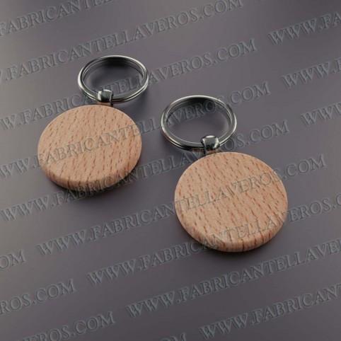 Llaveros Personalizados de Madera y Metal Medida y Peso Caja Master 30 x 20 x 33 cm