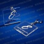 Llaveros Personalizados 50x50mm grosor3mm