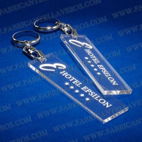 Llaveros Personalizados Elipse 3mm